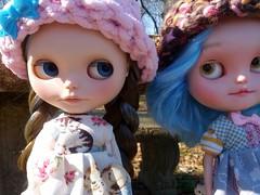 Marina & Mochi