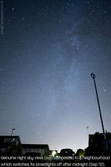 1, Milky Way (AndWhyNot) Tags: light way suburban astrophotography pollution residential milky stargazing widefield 5348