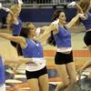 Gator Dazzlers (dbadair) Tags: basketball georgia cheerleaders florida gators fl cheer uga sec bulldogs uf 2013