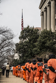 Witness Against Torture: The Flag