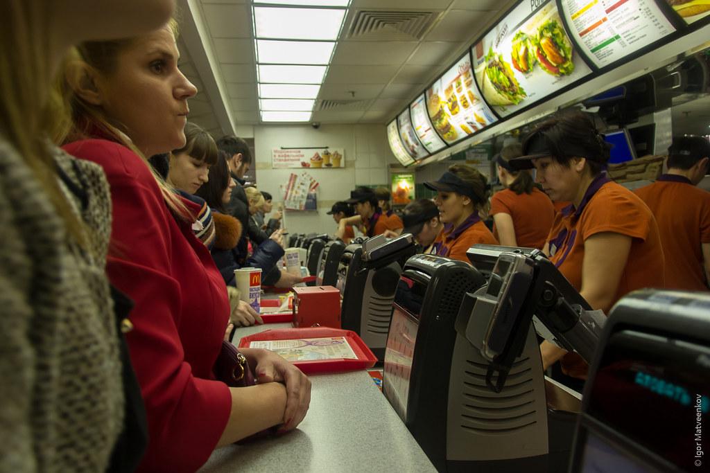фото: Fast food