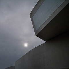 moody morning MAXXI (Jon Downs) Tags: blue brown white abstract black rome color colour roma building art colors architecture downs lumix photography grey photo jon flickr artist colours photographer image picture pic panasonic photograph maxxi viaguidoreni gf5 jondowns maxxinationalmuseumofxxicenturyarts maxxinationalmuseumofthe21stcenturyarts
