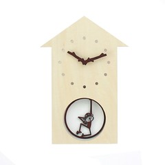 Monkey Swinging Clock  (2) (greenajoy) Tags: cute fashion retro special gift stylish freeshipping hotselling vintagemonkeyswingingclockmaterial5mmdealmdfdimension108l154h275mm390mmcool swingingclock
