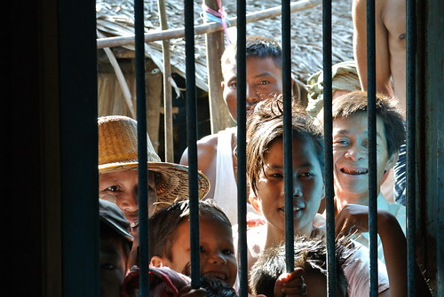 Faces of Myanmar. Photo by Ranjitha Puskur, 2012.