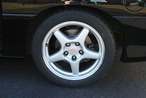 4 sets of Wheels Available