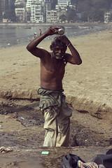 India>Mumbai beach (Aistė Šidlauskaitė) Tags: india canon550 mumbaibeach jupiter135