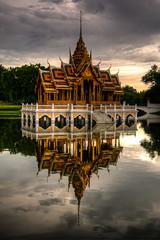 Ayutthaya, Thailand (CamelKW) Tags: river thailand bangkok unescoworldheritagesite chao siam ayutthaya phraya veniceoftheeast พระนครศรีอยุธยา historiccityofayutthaya ayutthayakingdom