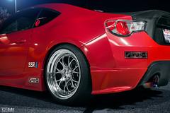 SSR Wheels Subaru BR-Z (1013MM) Tags: camera cars car photography japanese nikon photographer automotive subaru ssr f28 jdm falken stance d800 tanabe 2470mm ings brz frs subbie seibon ssrwheels 1013mm d800e