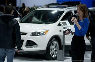 2013 Washington Auto Show - Upper Concourse - Ford 19 by Judson Weinsheimer