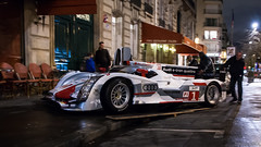 No Parking (haiwepa) Tags: paris car race mans audi endurance etron quattro 24h r18