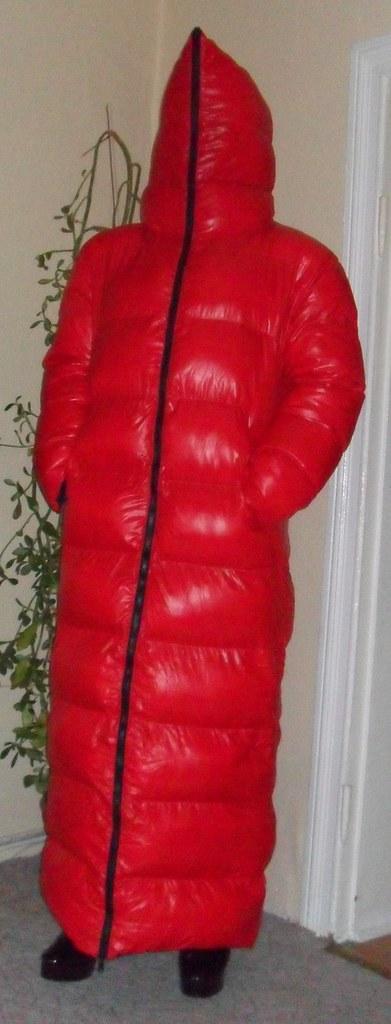 13e4cef4826c TIANYOUTEXTILE COAT 08 (NYL0N FR3AK) Tags  fetish hoodie shiny coat down  jacket hood puffy winterjacket downcoat