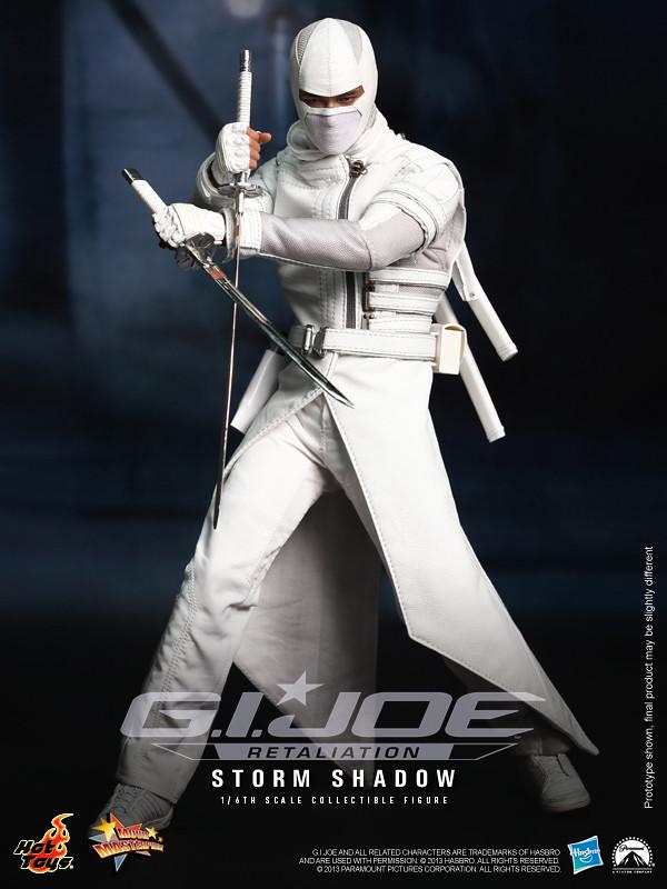 Hot Toys – 特種部隊2:正面對決 – 白幽靈