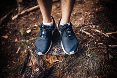 Roshe Run NM BR (Joszhua) Tags: jahpicture sneakers shoe shoes sneakerhead sneakerking nike free roshe wwwjahpicturecom run runners nm br lila violette forest woods wood schuhe fashion mode colors wald