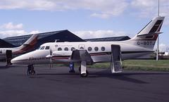 G-BOTJ. Air Kilroe British Aerospace Jetstream 3201 (Ayronautica) Tags: ayronautica 1989 september scanned turboprop aviation pik egpk prestwick airkilroe britishaerospacejetstream3201 gbotj 795