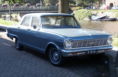 Chevrolet Chevy II 1965 nr2174 (a.k.a. Ardy) Tags: dl9628 car