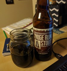 Not bad, but it's no homebrew stout, amirite? (aeshirey) Tags: ifttt potd