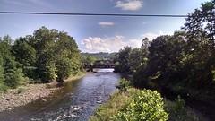 NYC Era Bridge, St. Johnsville, NY (CNYrailroadnut) Tags: new york central railroad csx canada creek east stjohnsville ny