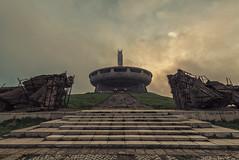 Buzludzha (plomien) Tags: buzludzha urbex urban exploration opuszczone abandoned urbexnetpl bulgaria