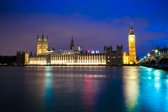 SKYFALL (Rober1000x) Tags: europa europe summer 2016 verano night londres london architecture lights river westminster tower bigben clock time