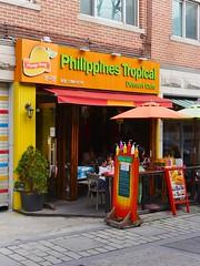 Philippines Tropical Dessert Cafe (Travis Estell) Tags: bukchonhanokvillage cafe dessertcafe jongno jongnogu korea philippinestropicaldessertcafe republicofkorea seoul southkorea