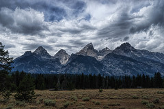 Stormy day in the Tetons (smaustin56) Tags: tetons wyoming