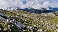 Grosser Buchstein, Kleiner Buchstein and Tieflimauer (sine.nomine) Tags: threeofakind troisdungenre trsdeumtipo  dreieinerart tresdeuntipo alps alpen alpine