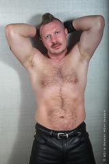 IMG_1057 (DesertHeatImages) Tags: chris culver hairy bear daddy top leather cam oklahoma dominant sexy furry
