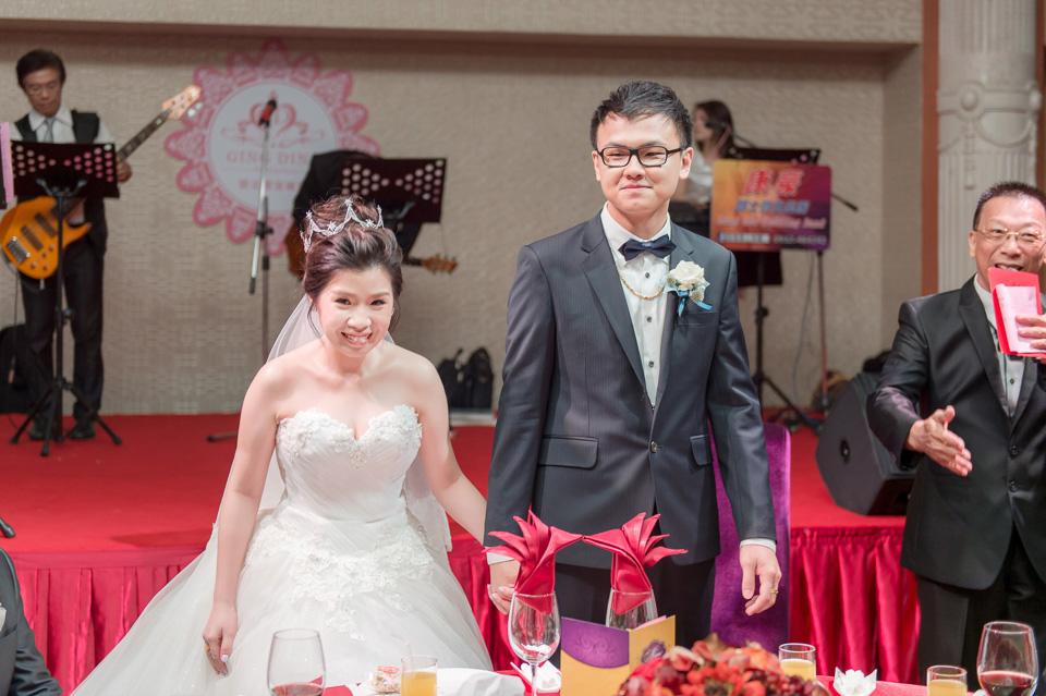 台南婚攝 情定婚宴城堡永康館 婚禮紀錄 C & V 130