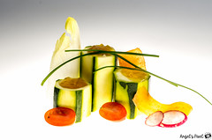 Sex or food ? (AngelsPixel) Tags: sexe norriture naturemorte tomate concombre endive radis aliments