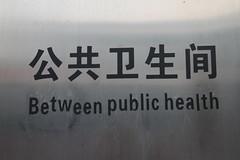 Liuzhou/ 0263 (Petr Novk ()) Tags:  china na  guangxi  asia asie  liuzhou lavatory loo bathroom restroom john toilet publiclavatory publictoilet publicconvenience convenience       sign chinese english bilingual    chinglish betweenpublichealth