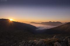 Hasenohr Ultental (GertPq1) Tags: gipfel gletscher gletscherwanderung sunset sonnenaufgang wolken wolkenmeer wandern