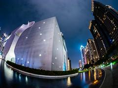 () Tags: taiwan night taichung stateopera