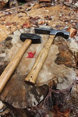 Restored Hammers (T Parsell) Tags: sledge hammer restoration