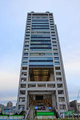 (StephanExposE) Tags: fuji fujitv batiment immeuble building architechture moderne futur tokyo odaiba japon japan canon 600d stephanexpose asie asia 1635mm 1635mmf28liiusm