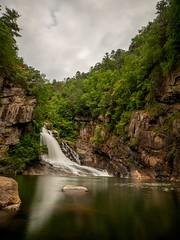 Tallulah Falls (d_aryu) Tags: waterfall tallulahfalls olympusomdem1 olympus reflection mirrorlesscamera omdem1 flickrfriday simplyirresistible