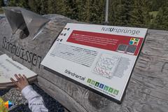 Start of the Natursprnge-Weg Brandnertal (HendrikMorkel) Tags: austria family sonyrx100iv vorarlberg sterreich bregenzerwald mountains alps alpen berge natursprngewegbrandnertal