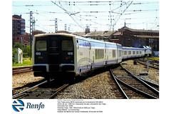 Renfe - Grandes Líneas - Rama Talgo 4B10 - Talgo de Madrid a La Coruña y Vigo - Medina del Campo estación (JLCORMAR84) Tags: jl440 jlcormar renfe operadora grandeslíneas rama talgo 4b10 madrid lacoruña vigo medinadelcampo 3334 333408 valladolid