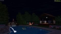 Screenshot (The Sharper Cut Landscapes) Tags: pool hardscape pergola plantings firepit