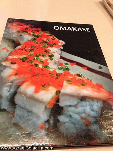 Omakase @ Ayala Triangle