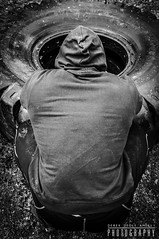 crossfit (Derek Degli Angeli Photography) Tags: blackandwhite photography strong meditation peaple crossfit