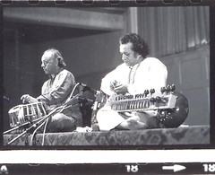 Ravi Shankar - The Queen's Hall, Edinburgh 1