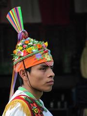 Volador de Papantla (twiga_swala) Tags: mxico mexico traditions mexican veracruz costums mexicanas tradiciones voladores volador papantla
