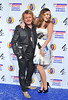 The British Comedy Awards 2012 held at the Fountain Studios - Kelly Brook and Leigh Francis