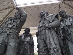 The RAF Bomber Command Memorial, Green Park, London. (greentool2002) Tags: park green london memorial force air royal bomber command raf