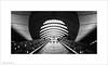 Canary Wharf Tube Station (Ian Bramham) Tags: white black london underground photo tube canarywharf atation ianbramham