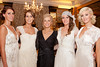 MC Marietta Doran and Catwalk Agency Models Eithne Farrell, Mary Lee, Jessica McLean and Aisling Caulfield pictured at An Evening of Timeless Elegance at Hotel Meyrick. Photo Martina Regan