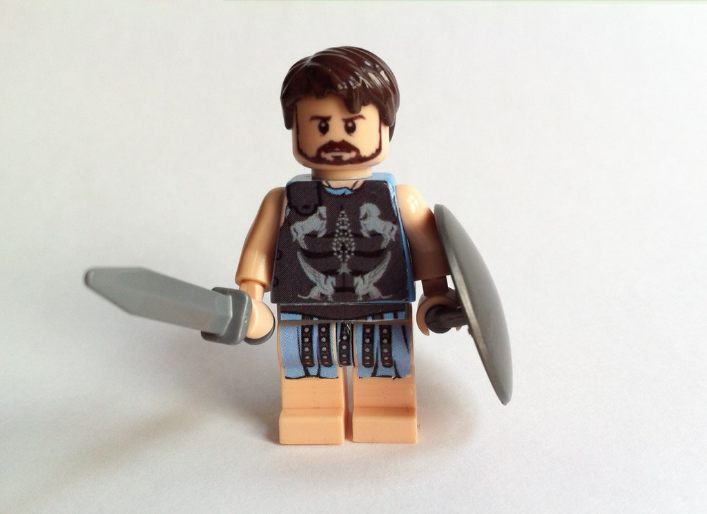 The World's Best Photos of lego and maximus - Flickr Hive Mind