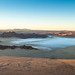 "Mist at Sunrise from balloon in  Sossusvlei Namibia • <a style=""font-size:0.8em;"" href=""https://www.flickr.com/photos/21540187@N07/8291677723/"" target=""_blank"">View on Flickr</a>"