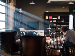 Welikesmall Office light (Zach Wood) Tags: utah 28mm saltlakecity seriese gx1