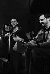 (CroytaqueCie) Tags: folk duo trad nantes musique bal lartscène balfolk demisel flickrandroidapp:filter=none musiqueàdanser